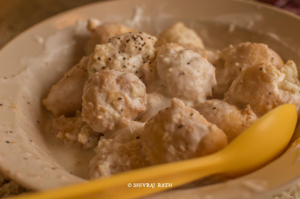 Dahi Bara Aloo Dum Recipe