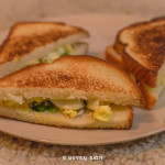 Egg Mayo Salad – Sandwich