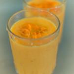 Carrot Almond Shake
