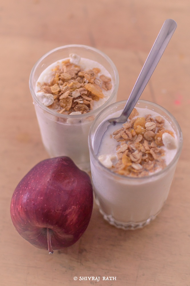 Crunchy Apple Smoothie