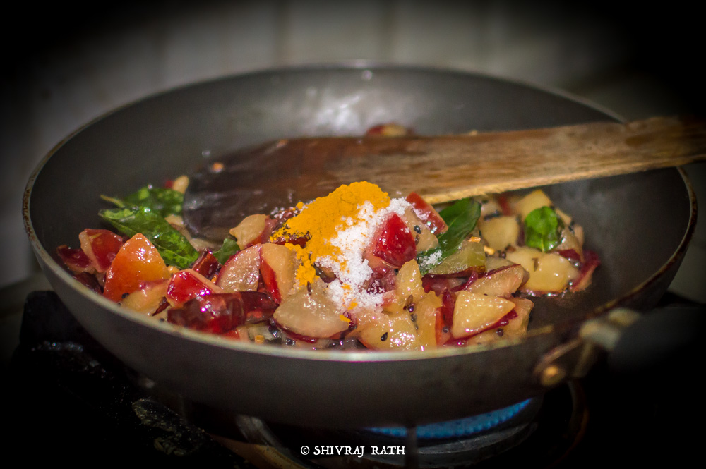 Plum Chutney - Step 03