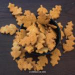 Masala Mathri | Indian Spiced Fried Savoury Crackers