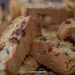 Almond and Choco-chip Biscotti