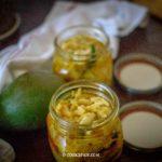 Kora Aamba Achhar or Grated Mango Pickle