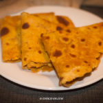 Shakarkandi Paratha or Sweet Potato Paratha – No Onion No Garlic