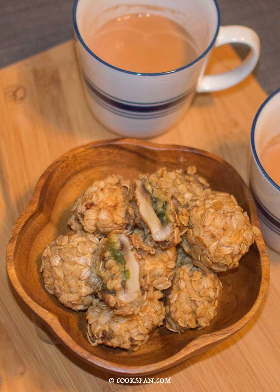 Stuffed Mushroom Nuggets